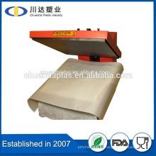 PFOA LIVRE vendas diretas da fábrica China fabricante Tela de PTFE de alta qualidade resistente ao calor teflon ptfe revestido fibra de vidro tecido Escolha do Fornecedor