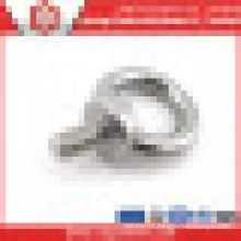 Ss304 Drop Forged Lifting Eye Bolt (DIN 580)