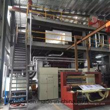 2400SMMS PP Spunbond Nonwoven Fabric Machine