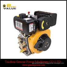 для использования генератора Китай одноцилиндровый дизельный двигатель для продажи с высокой мощностью