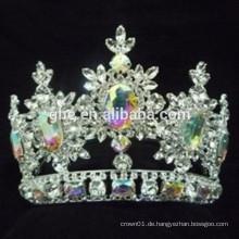 Pageant tiara atemberaubend für dekorative heiße verkaufen Königin Krone und Tiaras