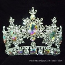 Pageant tiara stunning for decorative hot selling queen crown and tiaras