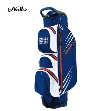 New Style Custom LOGO Golf Bag Design Your Own Waterproof Golf Carts Bag