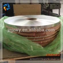 Bandes en aluminium Jinzha série 1000 avec prix d'usine