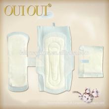 Guardanapos sanitários de Lady Care Products para meninas