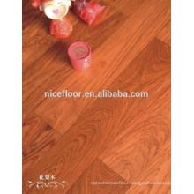 Padauk solid wood flooring