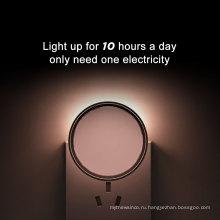 2017 Новый светодиодный Детский ночник для Леди девушка ребенок ребенок спальня