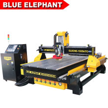 Ele 1325 Kitchen Cabinet Door Making CNC Router Machines with Auto Tool Changer