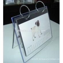 Acryl Kalenderhalter für Zuhause und Büro