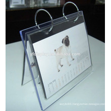 Acrylic Calendar Holder For Home and Office