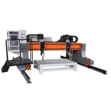 Máquina de corte por plasma por chama de pórtico CNC
