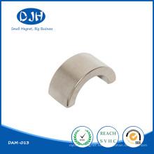 Dajinhua en forma de arco permanente NdFeB Moto Magnet