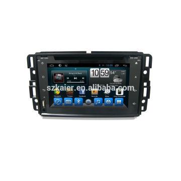 "Sistema multimedia para coche de 8 "", ¡fábrica directamente! Quad core, GPS, radio, bluetooth para GMC"