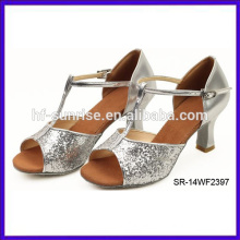 SR-14WF2397 new fashion latin dance shoes cheap china cheap latin dance shoes for women sex ballroom latin dance shoes