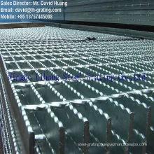 Galvanized Steel Grating Standard Panels