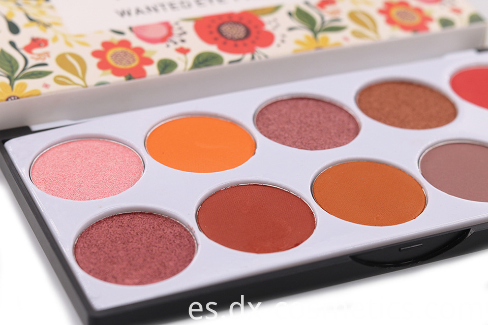10 Colors Eye Shadow 9
