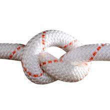 Corda de nylon tecida 24mm da segurança do trabalho da alta altitude corda de nylon