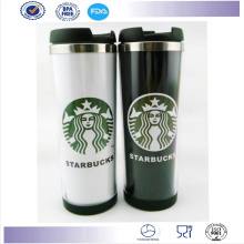 New Design Travel Mug with Paper Insert Coffee Tumbler Starbucks Coffee Mug