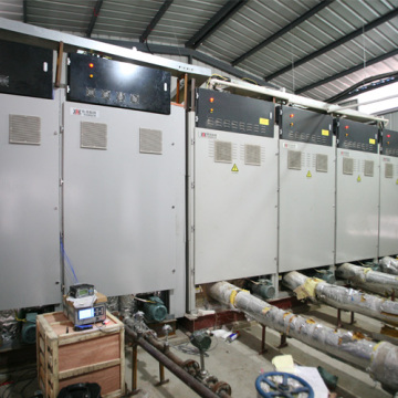 Solid heat storage intelligent electric boiler