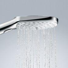 Pomme de douche à extension réglable haute pression Rainfall
