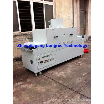 Полоса края PVC UV покрытие печатного оборудования