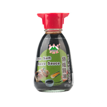 150ml Glass Table Bottle Kurang Garam Sauce Garam