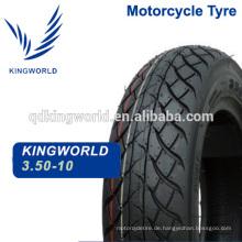 TL Motorrad Gummi-Reifen 3.50-10