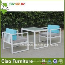 2016 Freizeit Garten Fruniture Aluminium Sofa für Outdoor (CF1292A)