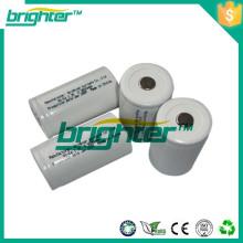 nickel cadmium nicd rechageable d cell battery