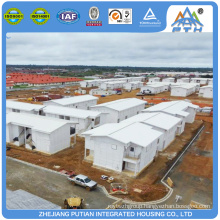 Residential district homes build modular house in good prices