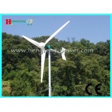 China cheap 2kw horizontal axis small wind turbine