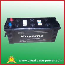 Bateria para caminhões pesados 683-120ah 12V