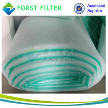 FORST Fiberglass Filter Paint Booth Roll Dust Filter Material Manufacturer                                                                         Quality Choice