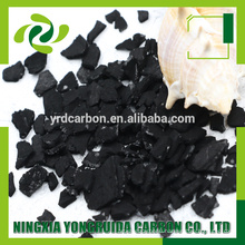 Import Good quality coconut shell activated carbon price per ton