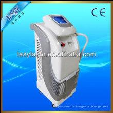 Alta calidad OPT máquina elight belleza del sistema para la depilación / tratamiento del acné / cuidado de la piel