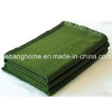 Green Green Blanket Início Cama Super Soft Cobertor
