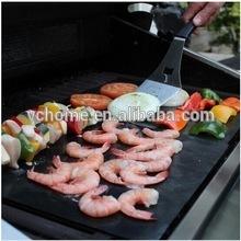 LFGB Centigrade grill mat food grade teflon baking mat fabric baking mat
