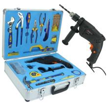 Juego de herramientas de aleación de aluminio personalizado (sin herramientas)