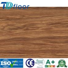 Plancher d'intérieur de PVC durable imperméable 100% vierge de Vierge
