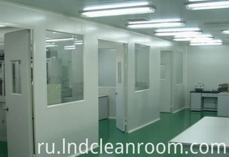 Livia Pharmaceutical Factory Clean room