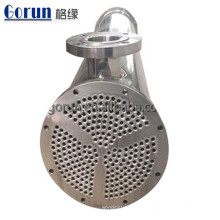 Anti-corrosion Sanitary Shell and Tube Heat Exchanger