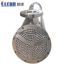 Permutador de calor da casca e do tubo / Permutador de calor personalizado da Shell e do tubo; permutador da placa