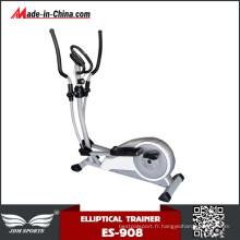 Vélo elliptique magnétique réglable de résistance en gros pour des adultes