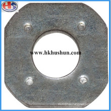 Nickel Plated Square Stamping Parts Can Be Custom (Hs-Mt-008)