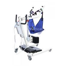 Sentar elétrico para levantar o paciente