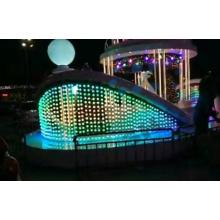 Оптовая полноцветный светодиодный шарик светодиодное освещение