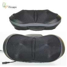 Travesseiro de venda quente da massagem do veículo 2016 com cabeças da massagem do silicone