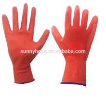 CE-Vertriebs-Palme getaucht Schaum Nitril beschichtete Handschuhe