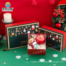 Christmas Gift Box High Quality Jewelry Cosmetic Perfume Paper Cardboard Box