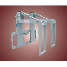Forklift Attachment Log Holders